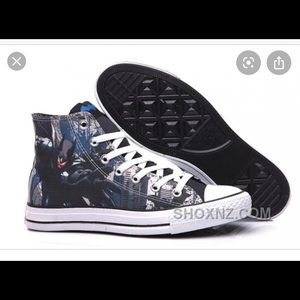 Batman Chuck taylor Sneakers